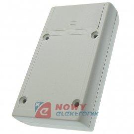 Z32J Obudowa  (27x65x110) jasna z klapką na baterie
