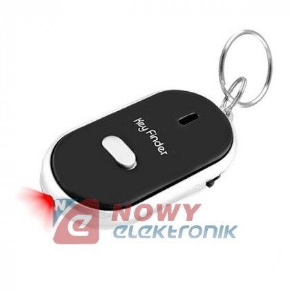 Brelok do kluczy - przywoływacz dżwięk +latark