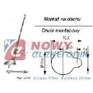 Antena samochodowa ASp-23.03