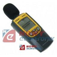 Sonometr VA8080 miernik natężenia dźwięku