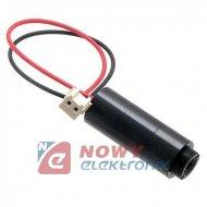 Moduł Laserowy LMK12-635nm 5mW czerwony laser linia, zasilanie 3V