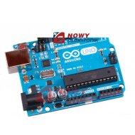 Moduł Arduino UNO R3 Oryginał   ATmel ATMega328 AVR USB