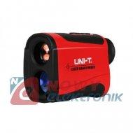 Dalmierz laserowy LR600 do 550m +etui miernik odległości UNI-T