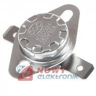 Wyłącznik term.220C 10A/250V NO KSD301 bimetal Normalnie otwarty