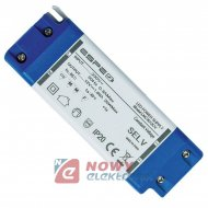 Zasilacz ZI LED 12V/1,67A ESPE LNC2012CV-PFC