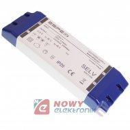 Zasilacz ZI LED 12V/5,0A ESPE LNF6012CV-PFC