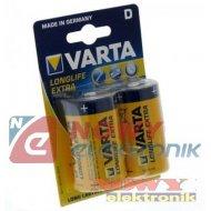 Bateria LR20 VARTA LONGLIFE EXTRA