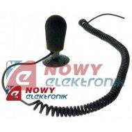 Mikrofon z klipsem jack3,5mm mono