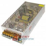 Zasilacz imp. 12V 180W 15A CCTV LED, NEPOWER Przemysłowy