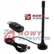 Tuner TV naz. URZ0184 DVB-T USB Cabletech DVBT USB