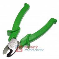 Nożyce do kabli przewodów WAGO  206-118 max.35mm Cu+AL 1000V obcinaczki