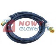 Kabel wt.TV/wt F digital 3m blister
