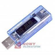 Miernik napięcia i prądu z USB TESTER KWS-V20 KEWESI