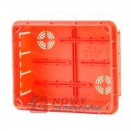Puszka Pp/t 6 podtynk.130x160x70 elektryczna (obudowa)