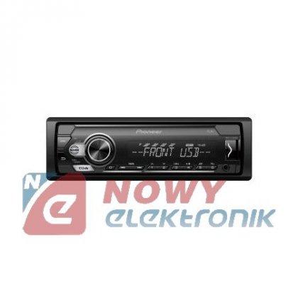 Radio samoch.PIONEERMVH-S110UBW USB białe