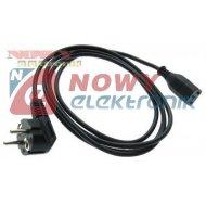 Kabel zasil. PC 2m komputerowy przył. SN-32/311z