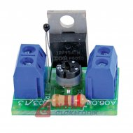 Zestaw AVT1596C regulator obrot. wentylatorów