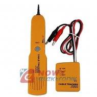 Szukacz par przewodów LY-CT019 traser kabli, rj11 i wejście