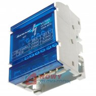 Blok Rozdzielczy BRZ-4x7 DIN TH elektryczy