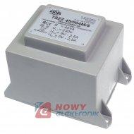 TSZZ45/004M 2x9V 2x2,5A    Trafo TSZZ35/004M