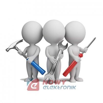 Usługa serwisowa- ekspertyza