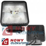 Lampa LED halogen 5x3W 9-60V IP68 reflektor led car