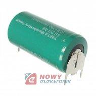 Bateria CR2/3A 3V 1500mAh PCB VARTA do druku
