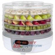 Suszarka LCD do grzybów warzyw owoców