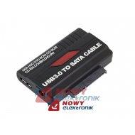 Adapter USB 3.0 - SATA HDD konwerter/przejście