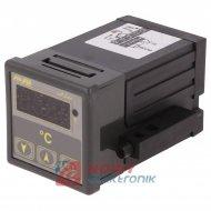 Termostat AR601-S uniwersalny zas:230V PT100/Termopara J/K/S