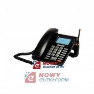 Telefon GSM MAXCOM MM28D SIM    biurkowy stacjonarny na karte SIM