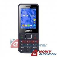 Telefon GSM MAXCOM MM141 Szary  DUAL