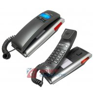 TELEFON MAXCOM KXT-400 grafitowo-srebrny