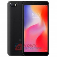 Smartfon Xiaomi Redmi 6A Black  16GB