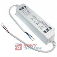 Zasilacz ZI LED 12V/3A IP67 12V 36W LPD3612CV