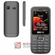 Telefon GSM MAXCOM MM142 Szary
