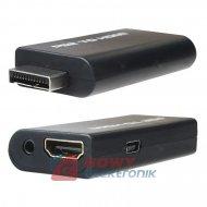 Konwerter PS2 do HDMI adapter adapter m.in. PLAY STATION przejściówka