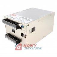 Zasilacz imp. 48V 600W PSP-600  przemysłowy modułowy