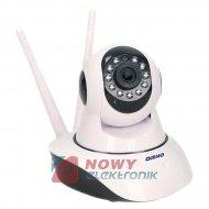 Kamera IP ORNO GV-1807 WiFi obr. obrot. HD1208x720 IR-10m