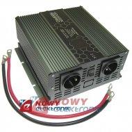 Przetwornica 12V/230V 2000W HEX PRO LED