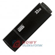 Pamięć PENDRIVE 32Gb GoodRamUEG3 USB3.0 Black