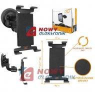 Uchwyt do GPS/PDA LTC MF77 tabletu, regulowany, przyssawka