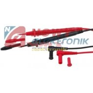 Kable pomiarowe PP10A/1000V 7066 KYORITS  do miernika