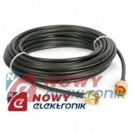 Kabel wt.N/wt.N 1m  do wzmacniacza rozgałęźnika GSM