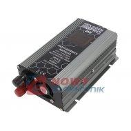 Przetwornica 24V/230V 800W HEX PRO LED     400/800W