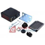 Czujnik E3JM-R4M4-G fotoelektr. OMRON 0-4m