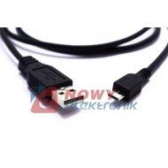 Kabel USB Wt.A-mikroUSB 7.5m (micro)VITALCO DSF65