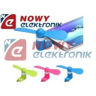 Wentylator micro USB(wiatraczek)
