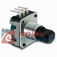 Impulsator - EC12 l-12mm pion z przyc. 24imp. Enkoder
