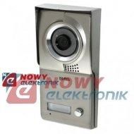 Kamera Vid. VO-701A natynkowy  jednorodzinny kolor(videodomofon)ZAMEL